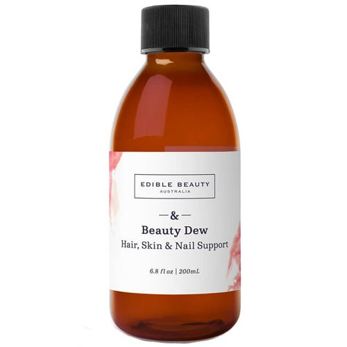 Edible Beauty & Beauty Dew (200ml)