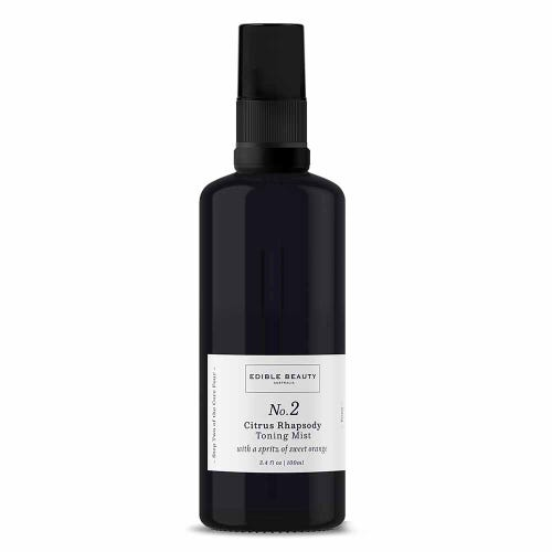 Edible Beauty No. 2 Citrus Rhapsody Toner Mist (100ml)