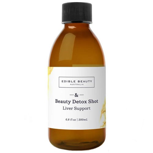 Edible Beauty & Beauty Detox Shot (200ml)