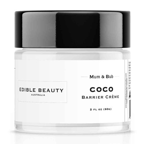 Edible Beauty Mum & Bub Coco Barrier Cream (60g)