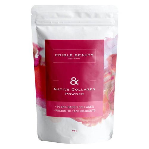 Edible Beauty Native Plant-Based Collagen Powder (85g)