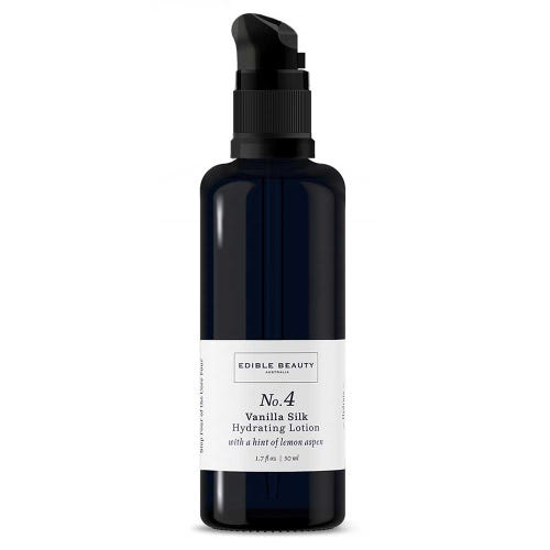 Edible Beauty No. 4 Vanilla Silk Hydrating Lotion (50ml)