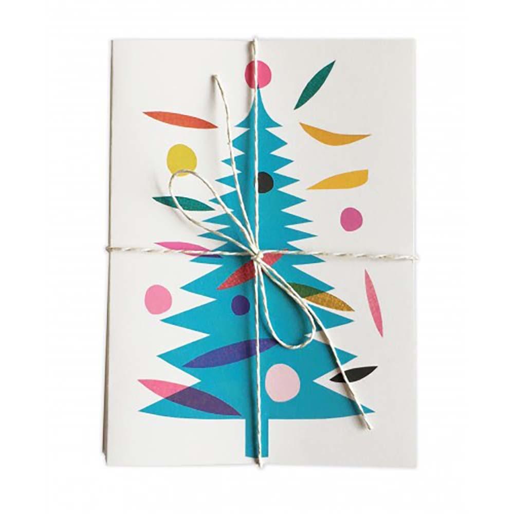 Earth Greetings Christmas Cards - Seasons Greetings (10 Cards)