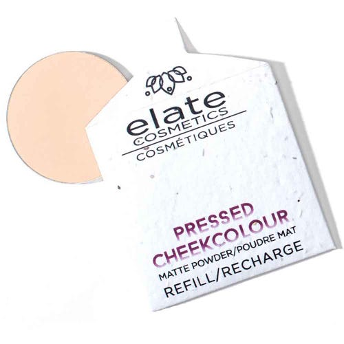 Elate Illuminator Pressed Powder Refill – Dew