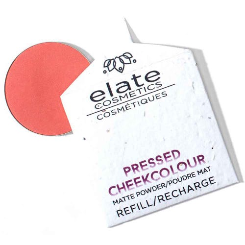 Elate Pressed Cheek Colour Refill - Fever (8g)