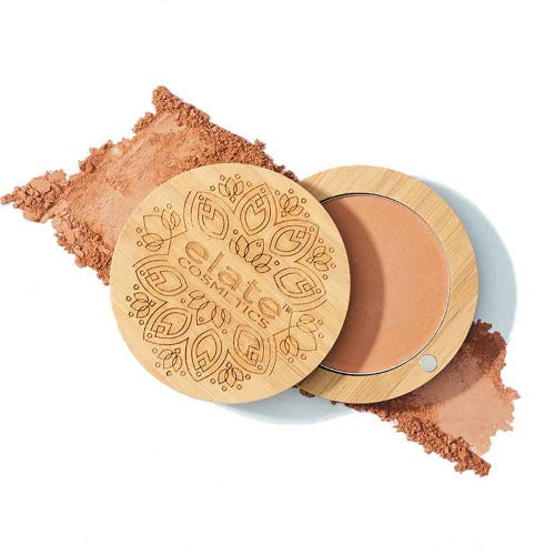 Elate Pressed Cheek Colour with Case - Sunbeam Bronzer (9g)