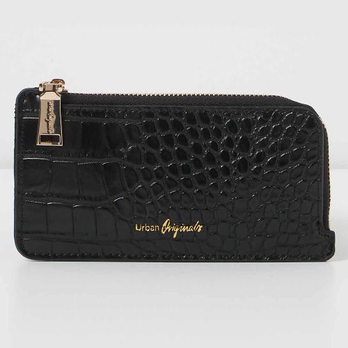 Urban Originals Empire Wallet - Black
