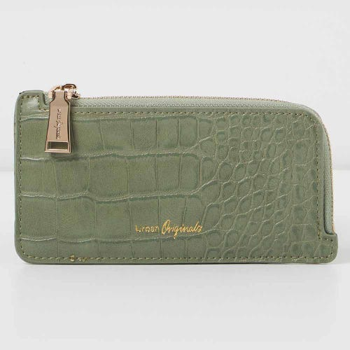 Urban Originals Empire Wallet - Green