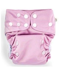 EcoNaps Reusable Cloth Nappy - Dusty Lilac
