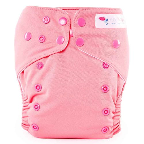 EcoNaps Reusable Cloth Nappy - Watermelon