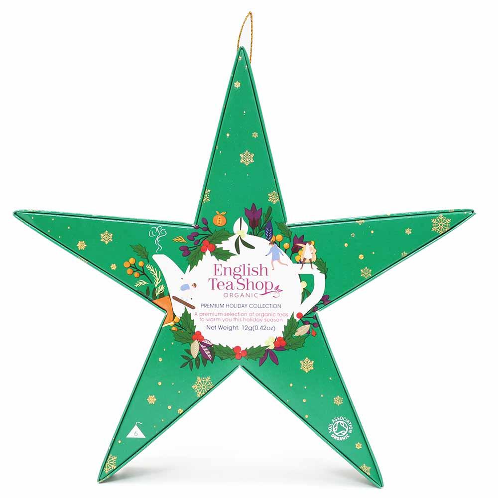 English Tea Shop Gift Pack Green Star