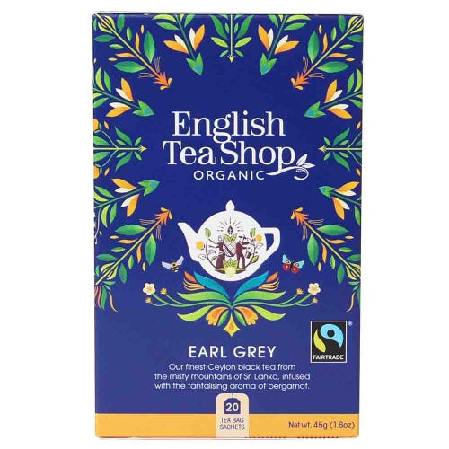 English Tea Shop Organic Early Grey Tea