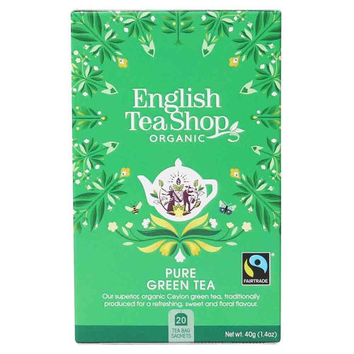 English Tea Shop Pure Green Tea