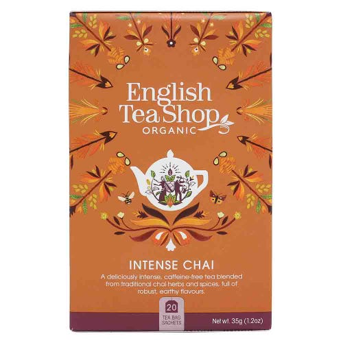 English Tea Shop Organic Intense Chai Tea