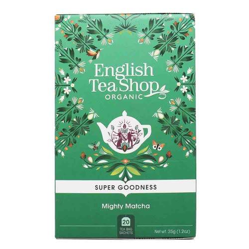 English Tea Shop Mighty Matcha Tea