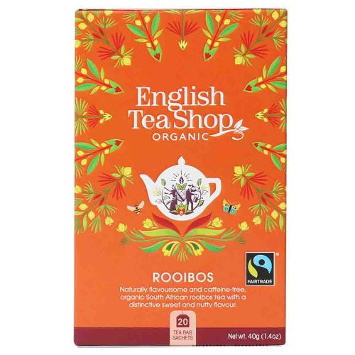 English Tea Shop Organic Rooibos Tea