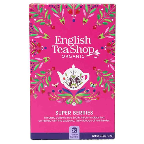 English Tea Shop Organic Superberries Tea