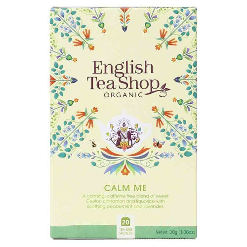 English Tea Shop Calm Me Tea