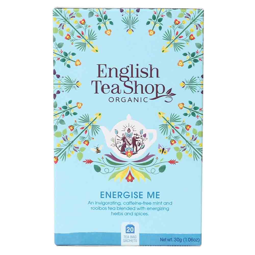 English Tea Shop Organic Energise Me Tea
