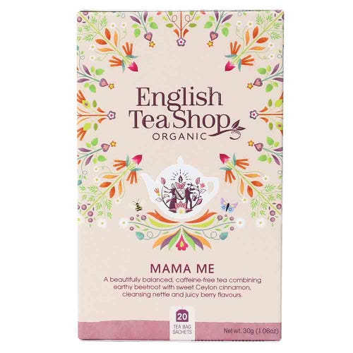 English Tea Shop Organic Wellness Mama Me Tea