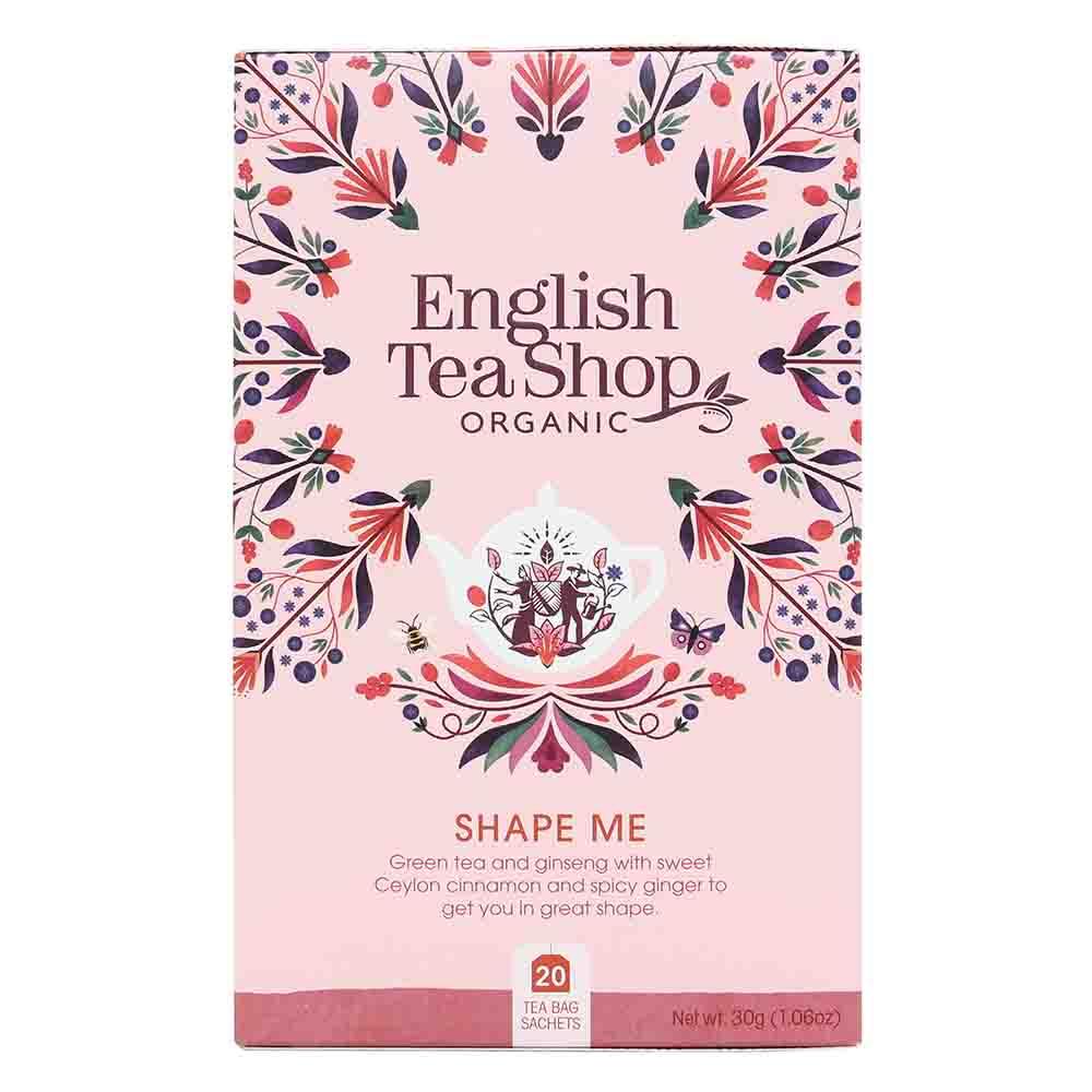 English Tea Shop Organic Wellness Shape Me Tea
