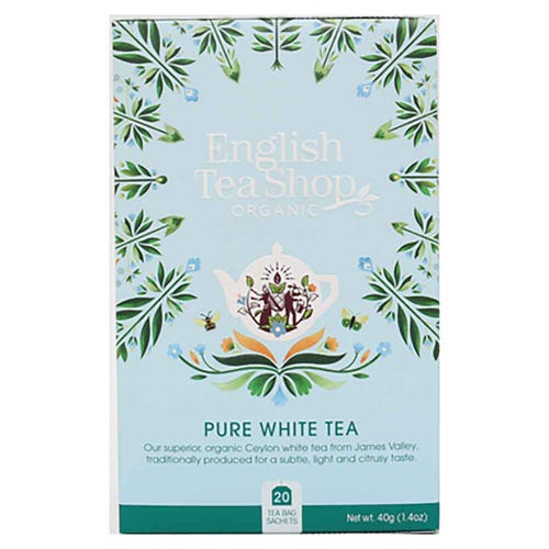 English Tea Shop Organic White Tea