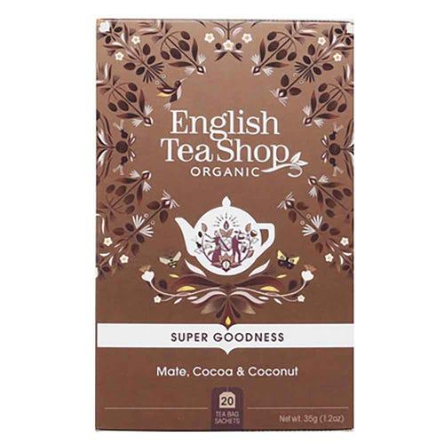English Tea Shop Yerba Mate, Cocoa & Coconut Tea