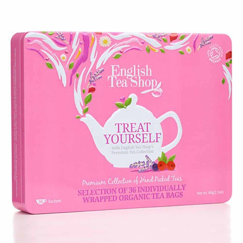 English Tea Shop Gift Pack The Ultimate Tea Collection Pink