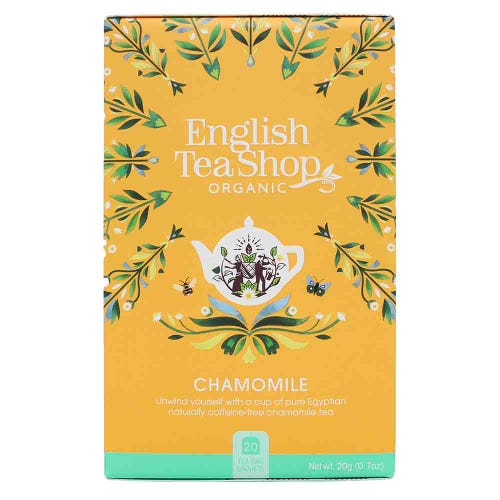 English Tea Shop Organic Chamomile Tea