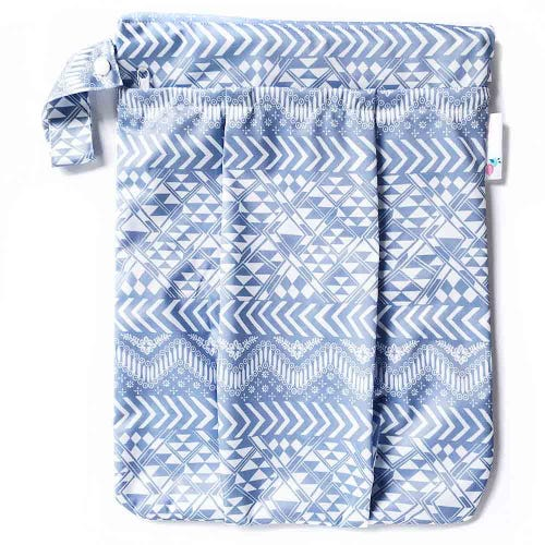 EcoNaps Reusable Wet Bag - Wanderlust