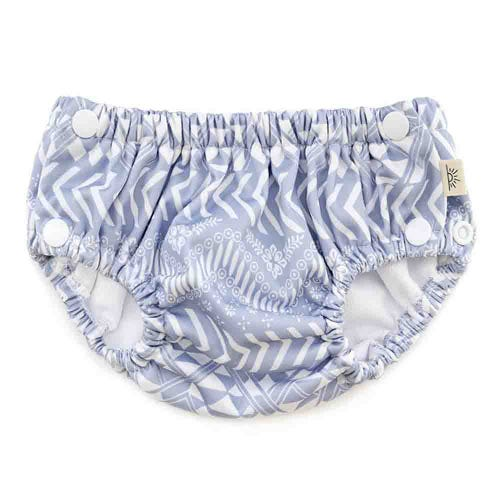 EcoNaps Swim Nappy Wanderlust - Medium 8-10kg