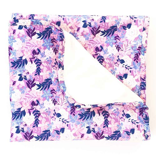 EcoNaps Travel Change Mat - Summer Blooms