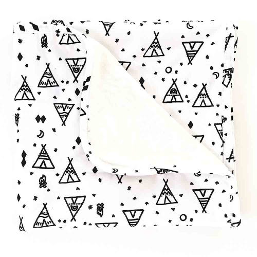 EcoNaps Travel Change Mat - Tipi Dreaming