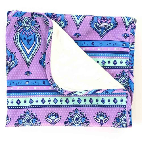 EcoNaps Travel Change Mat - Wild Gypsy