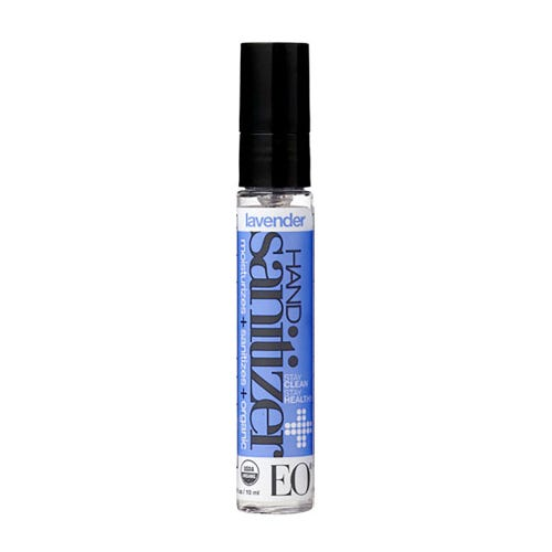 EO Hand Sanitizer Spray Organic Lavender 10ml