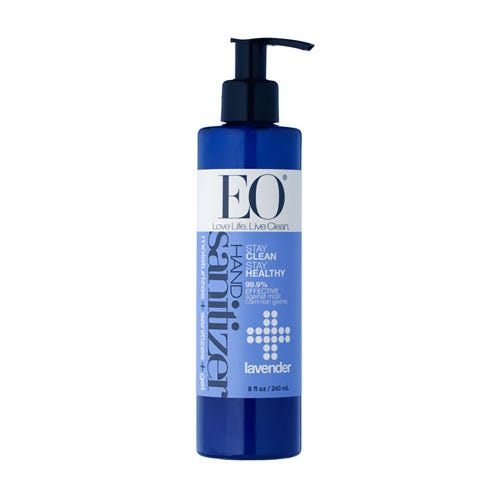 EO Hand Sanitizer Gel Organic Lavender (236ml)
