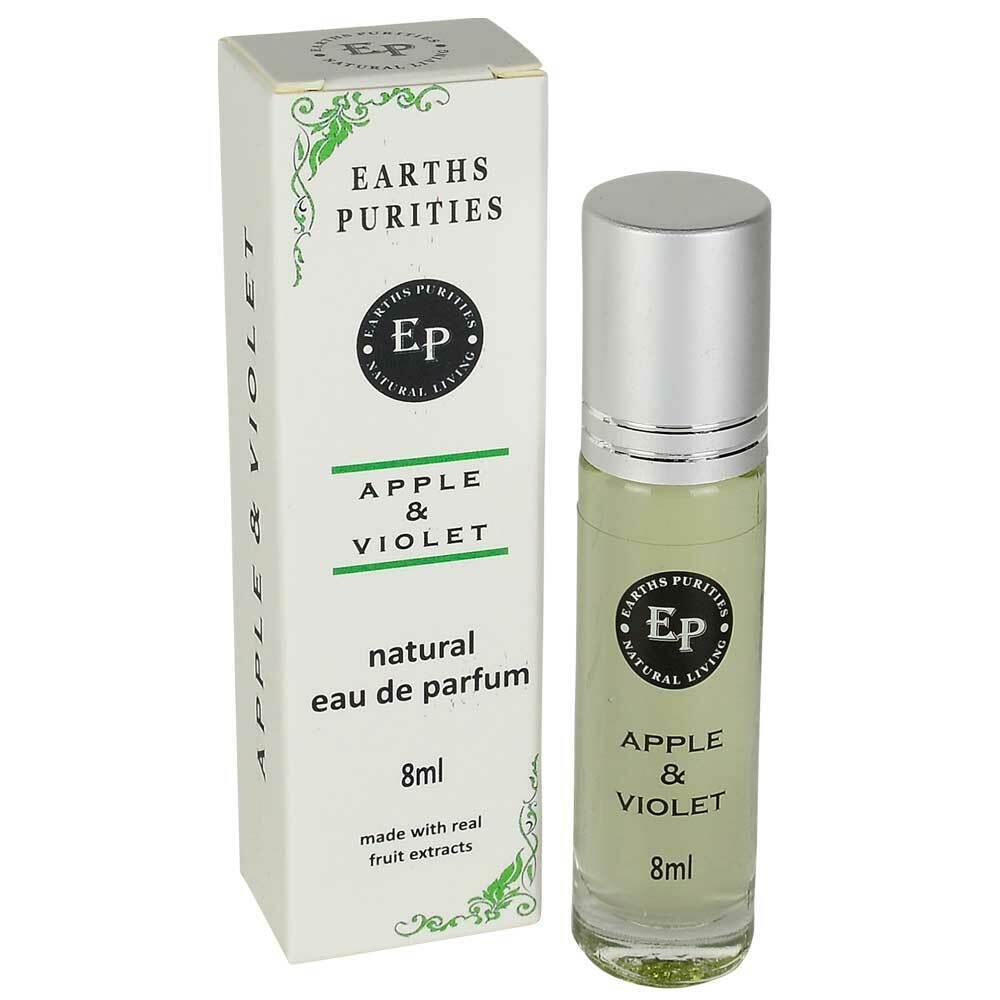 Earth Purities Apple Violet Natural Parfum (8ml)