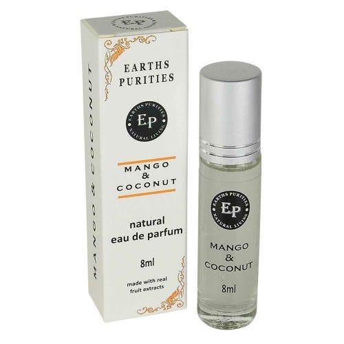 Earth Purities Mango Coconut Natural Parfum (8ml)