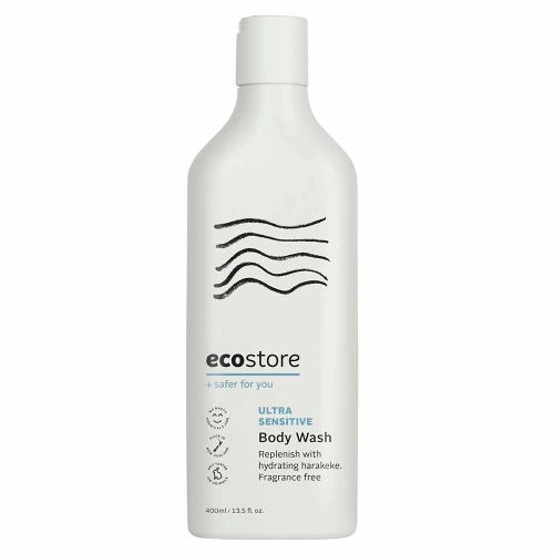 ecostore Body Wash Ultra Sensitive (400ml)