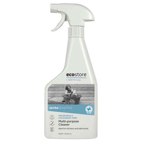 ecostore Ultra Sensitive Multi-Purpose Cleaner (500ml)