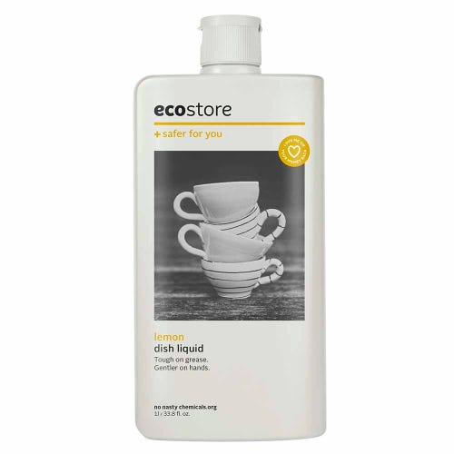 ecostore Dish Liquid Lemon (1L)