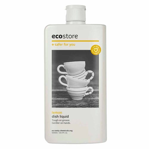 ecostore Dish Liquid Lemon (500ml)