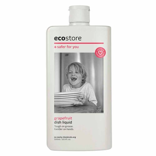 ecostore Dish Liquid Grapefruit (500ml)