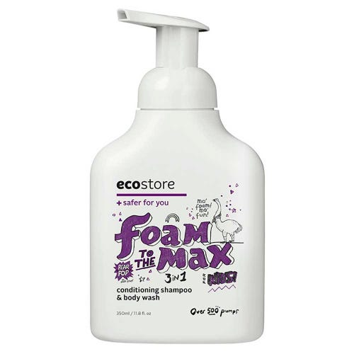 ecostore Kids 3 in 1 Shampoo & Body Wash (350ml)