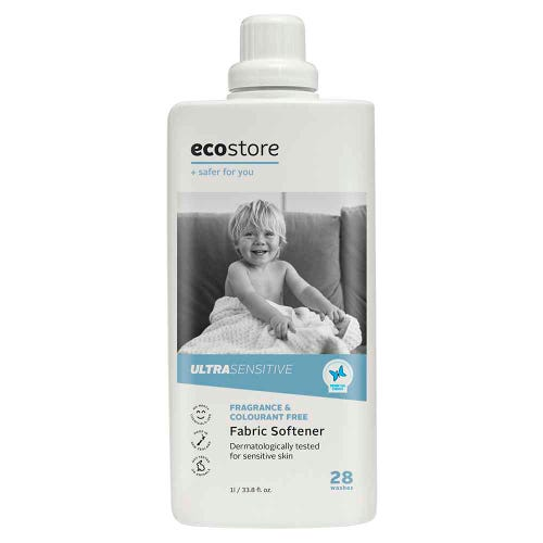 ecostore Ultra Sensitive Fabric Softener (1L)