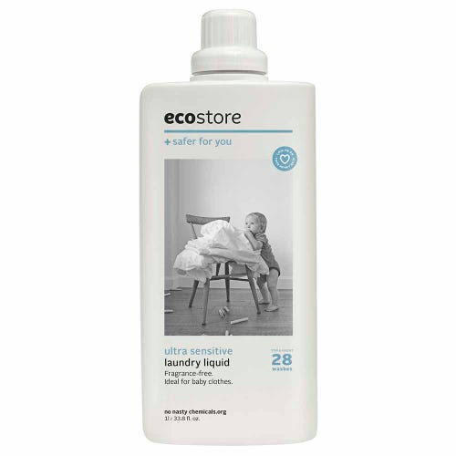 ecostore Laundry Liquid Fragrance Free (1L)