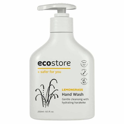 ecostore Hand Wash Lemongrass (250ml)