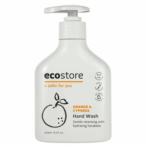 ecostore Hand Wash Orange & Cypress (250ml)