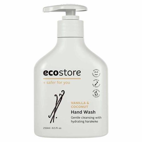 ecostore Hand Wash Vanilla & Coconut (250ml)