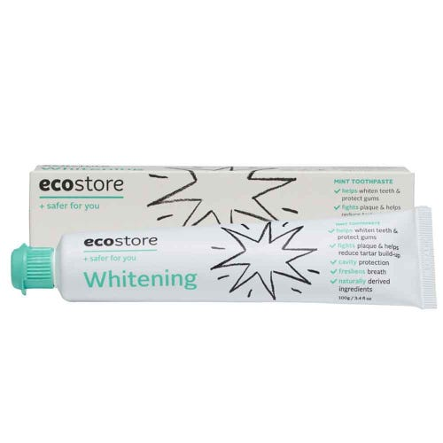 ecostore Whitening Mint Toothpaste (100g)